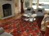 tribal-rug-in-living-room